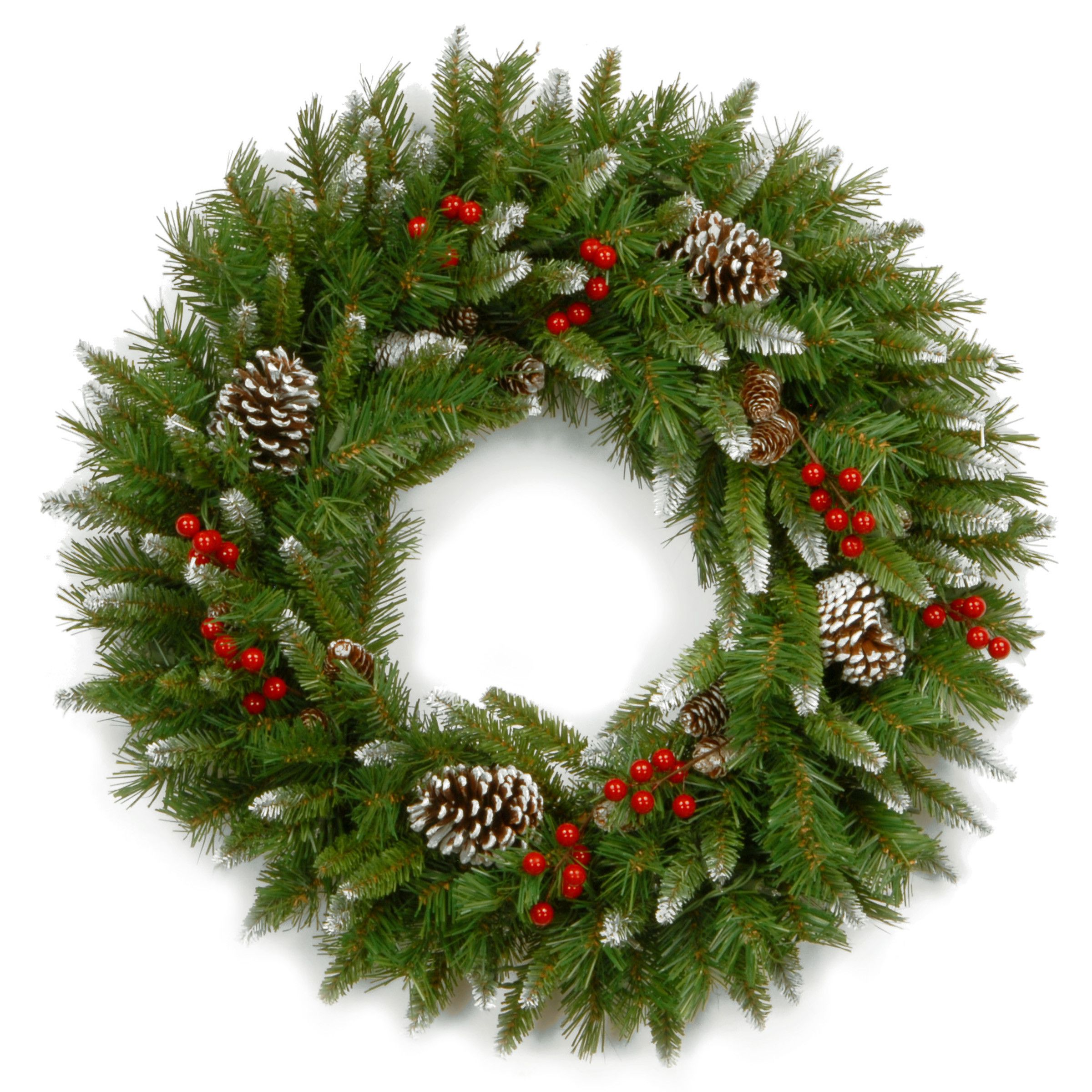 Christmas Wreath Making Workshop in The Watson Institute on Saturday December 7th 2019